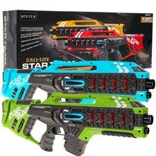 Lazeriniai šautuvai RMZ Star Team Laser Tag