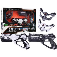 Pistolety Laserowe Call of Life Laser Tag MORO