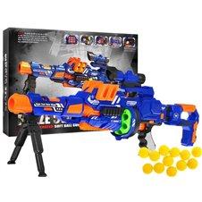 Blaze Storm Modułowy Pistolet Niebieski 12 Kulek