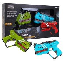 Lazeriniai šautuvai RMZ LASER TAG Žalias ir mėlynas
