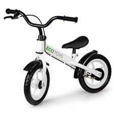 Rowerek biegowy z hamulcem Ecotoys