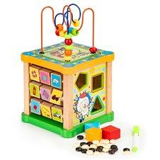 Medinis edukacinis Eko žaislas