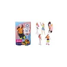 Lėlė Barbie Olimpinė čempionė GJL73 WB6