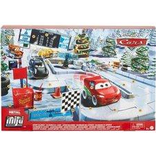 Advento kalendorius Mattel 20 automobiliukų GPG11 PUD12