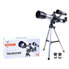 Luneta Teleskop optyczny 2 x okular statyw ES0017