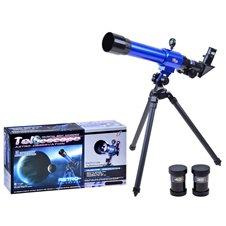 Teleskop 3x okular 20 30 40 kompas statyw ES0019