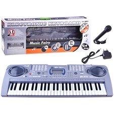 Organy Keyboard 54 klawisze MQ-808USB IN0122