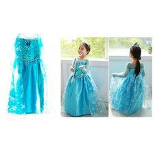 Elzos suknelė iš Frozen kolekcijos 120cm