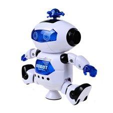Interaktyvus šokantis robotas ANDROID 360