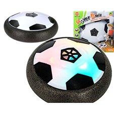 Skraidantis ir šviečiantis futbolo kamuolys AIR POWER