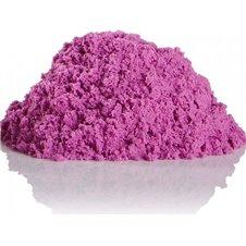 Kinetinis smėlis 1 kg Violetinės spalvos