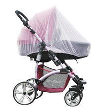 Tinklelis nuo uodų vaiko vežimėliui 140cm