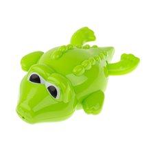 Zabawka do k? pieli nakręcana pływaj? cy krokodyl