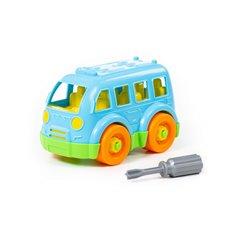 Lavinamasis žaislas WADER 78995 Autobusiukas su atsuktuvu