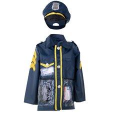 Karnavalinis Policininko kostiumas