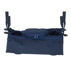 Krepšys laikiklis vežimėliui