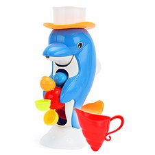 Maudynių žaislas Vandens malūnas
