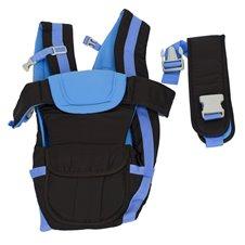 Kūdikių nešioklė KIK 4in1 mėlynos spalvos