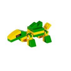 Mini kaladėlės Dinozauras