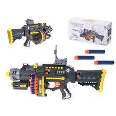 Karabin bębenkowy Blaster + 40 strzałek