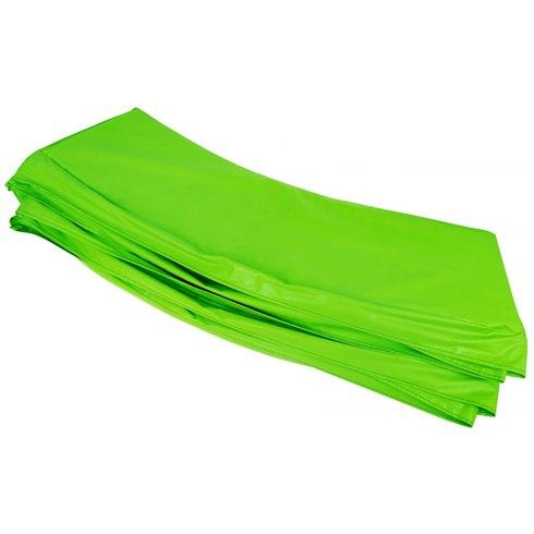 Batuto spyruoklių uždangalas 14FT žalias