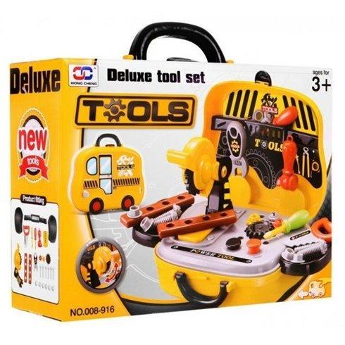Vaikiškas darbo įrankių rinkinys