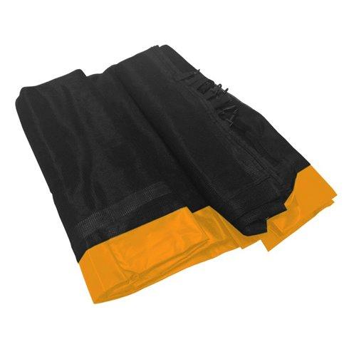 Apsauginis batuto tinklas 14FT oranžinis