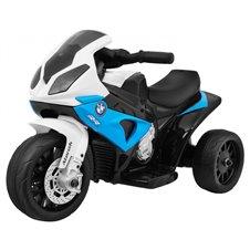 Elektromobilis motociklas RMZ BMW S1000 RR MINI Mėlynas