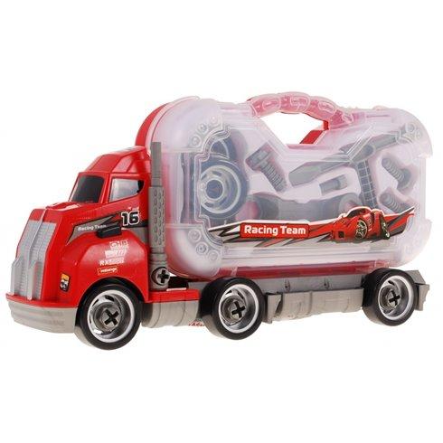 Lagaminas - sunkvežimis
