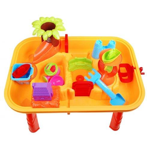 Smėlio dėžė - staliukas