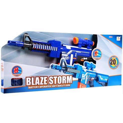 Šautuvas Blaze Storm + 20 šovinių