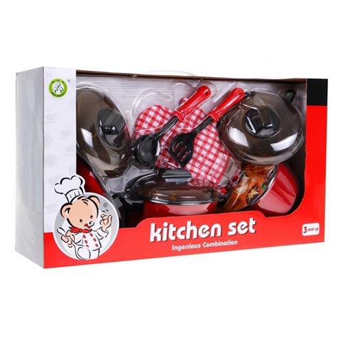 Žaisliniai virtuvės aksesuarai