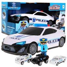 Autko Rozkładana Policja Resorówki