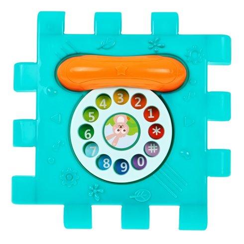 Interaktyvus - multifunkcinis vaikiškas namelis su aksesuarais