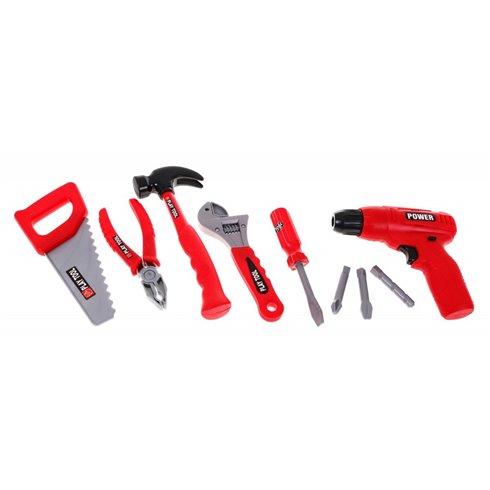 Įrankių rinkinys su diržu