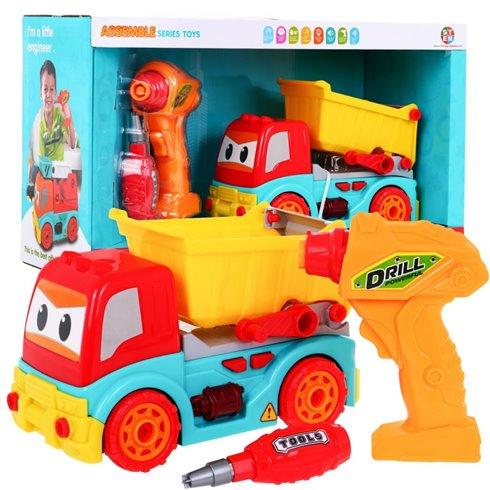 Nuotoliniu būdu valdomas sunkvežimis RMZ