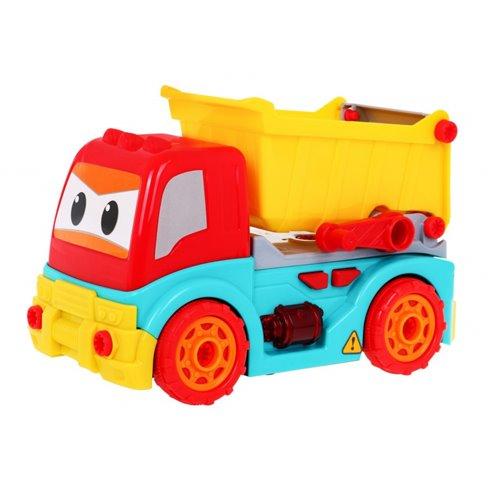 Nuotoliniu būdu valdomas sunkvežimis