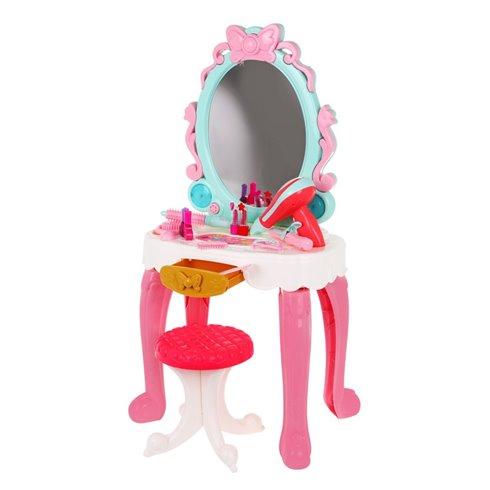 Kosmetinis staliukas su priedais