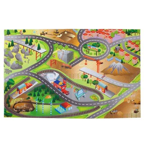 Žaidimų kilimėlis Saulės Vaikas Kasyklos 120x80 cm