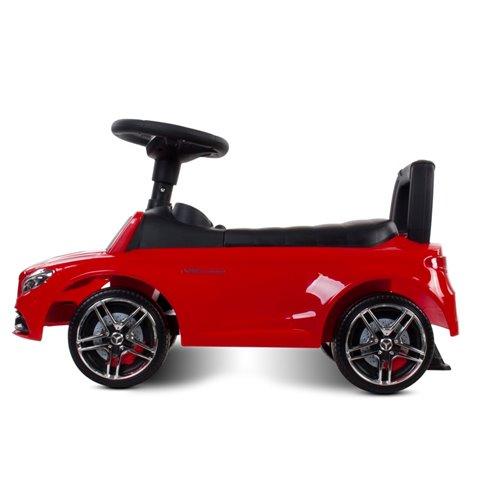 Paspiriamoji mašinėlė Saulės Vaikas Mercedes Amg C63 Coupe Red