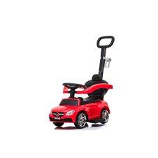 Saulės Vaikas Jeździk Mercedes - AMG C36 COUPE z popychaczem - czerwony
