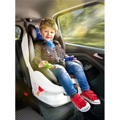 Automobilinė saugos kėdutė Caretero Saugumas+ 0-18kg ISOFIX Navy