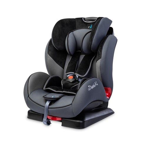 Automobilinė saugos kėdutė Caretero Angelas XL 9-36 kg Pilka