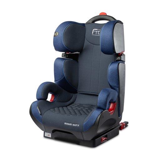 Automobilinė saugos kėdutė Caretero Fjordas 15-36kg Isofix