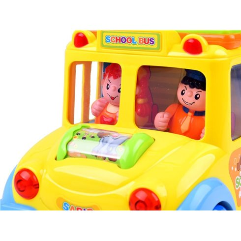 Žaislinis JOK automobilis interaktyvus spalvingas PTP00019