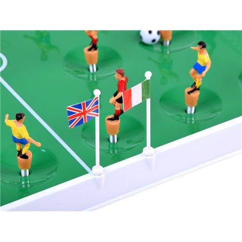 Stalo futbolo žaidimas ant spyruoklių PTP00039