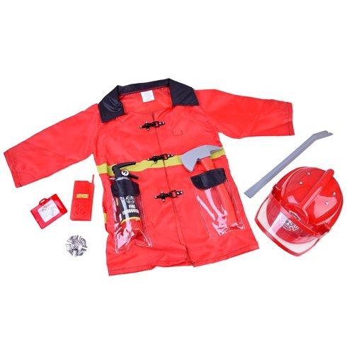 Vaikiškas ugniagesio kostiumas PTP00214