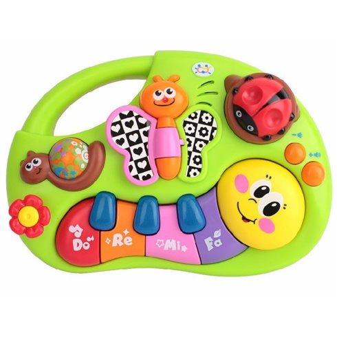 Spalvingas JOK  vargonų pianinas PTP00640
