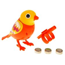 Čiulbantis spalvingas Digi Birds Interaktyvus paukštis PTP01011