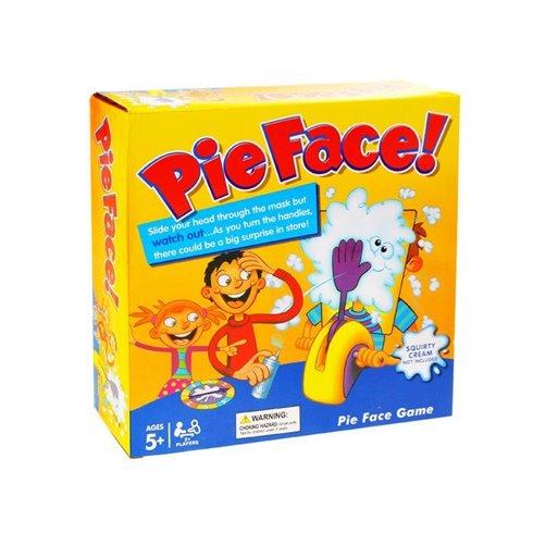 Linksmas žaidimas PIE FACE Tortu į veidą PTP00256